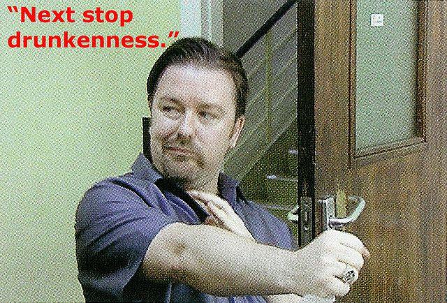 David Brent Happy Birthday Meme