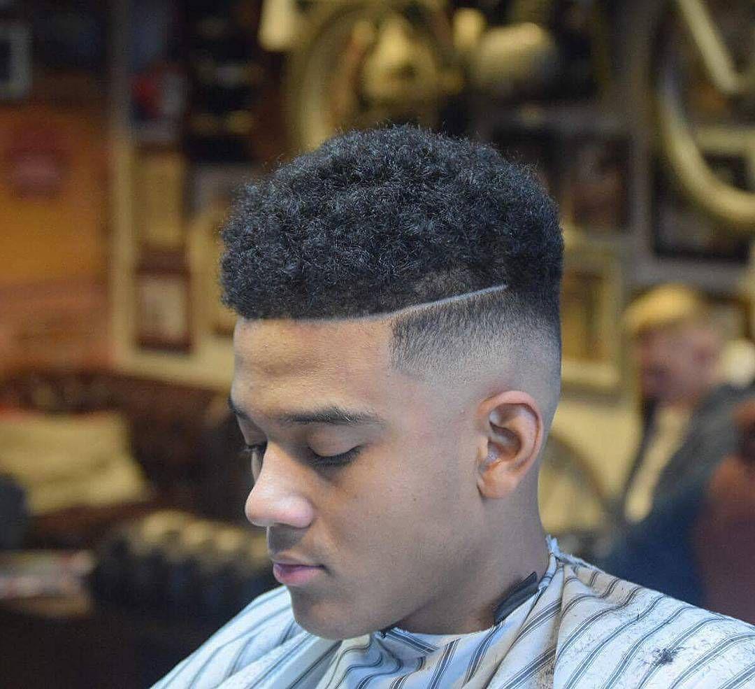 Fade Haircut Hair Styles Men Pinterest Fade Haircut Haircuts