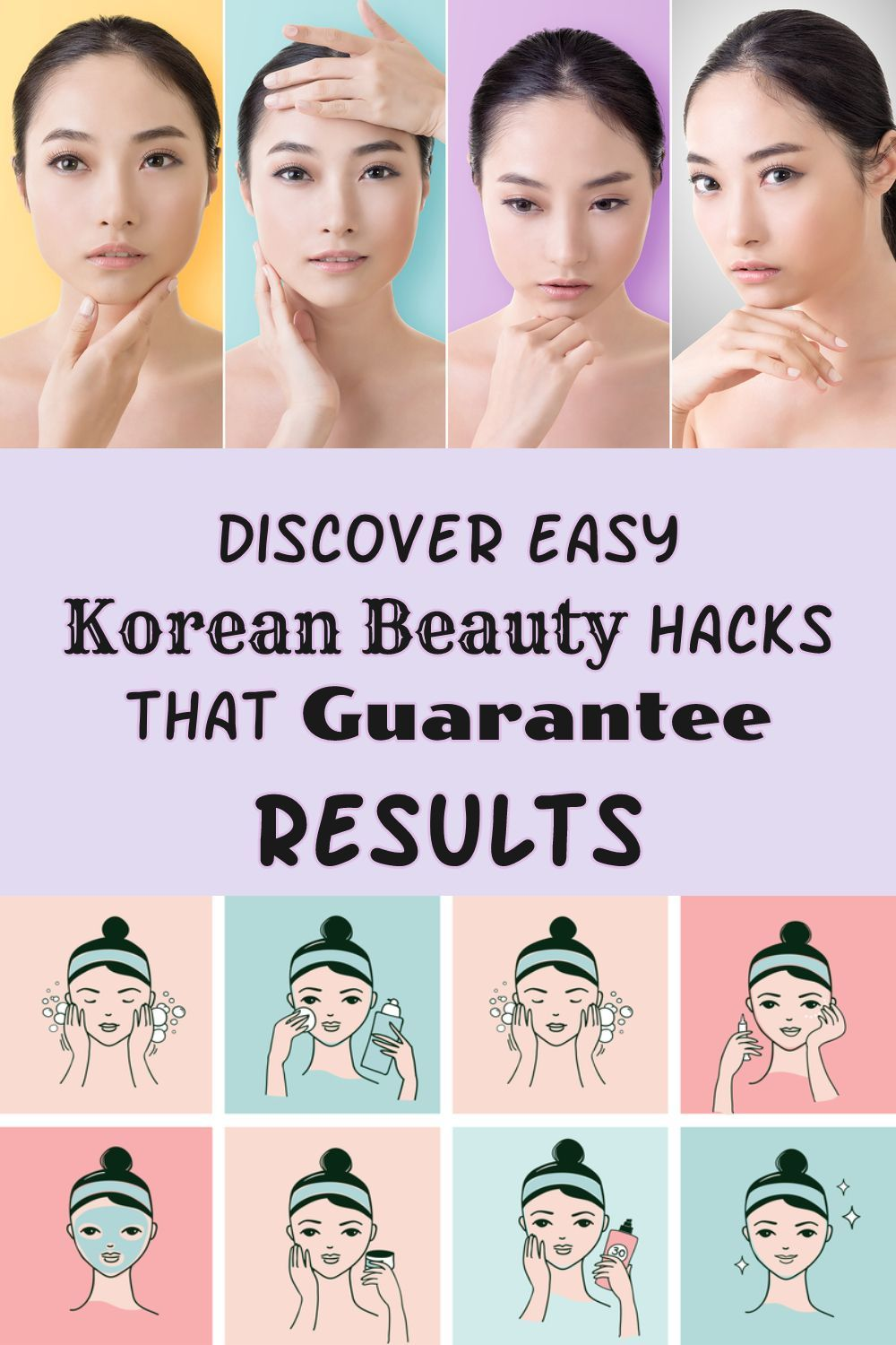 Discover Easy Korean Beauty Hacks That Guarantee Results