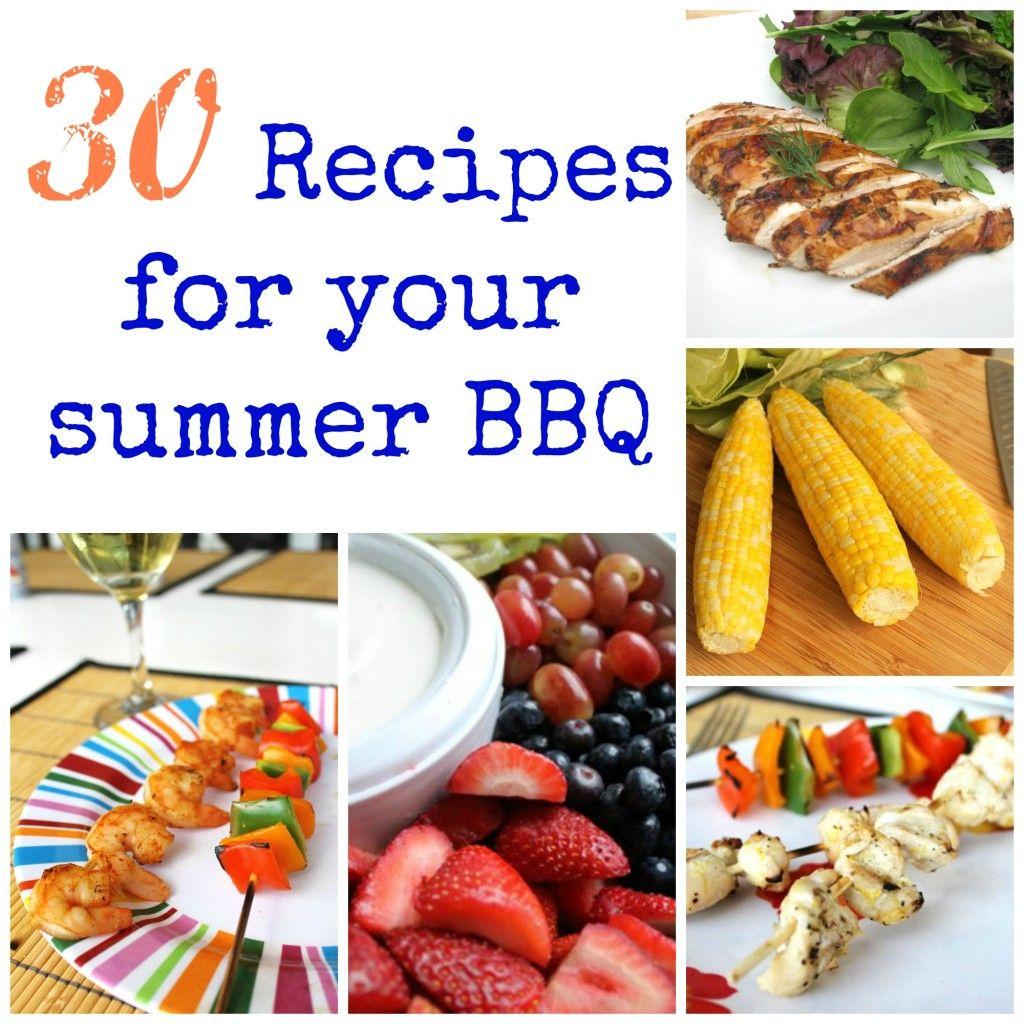 4th of July BBQ Roundup Bbq recipes, Recipes, Backyard food
