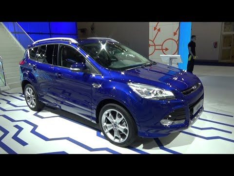 The All New 2015 Ford Kuga Titanium Youtube Ford Suv 4x4 4x4