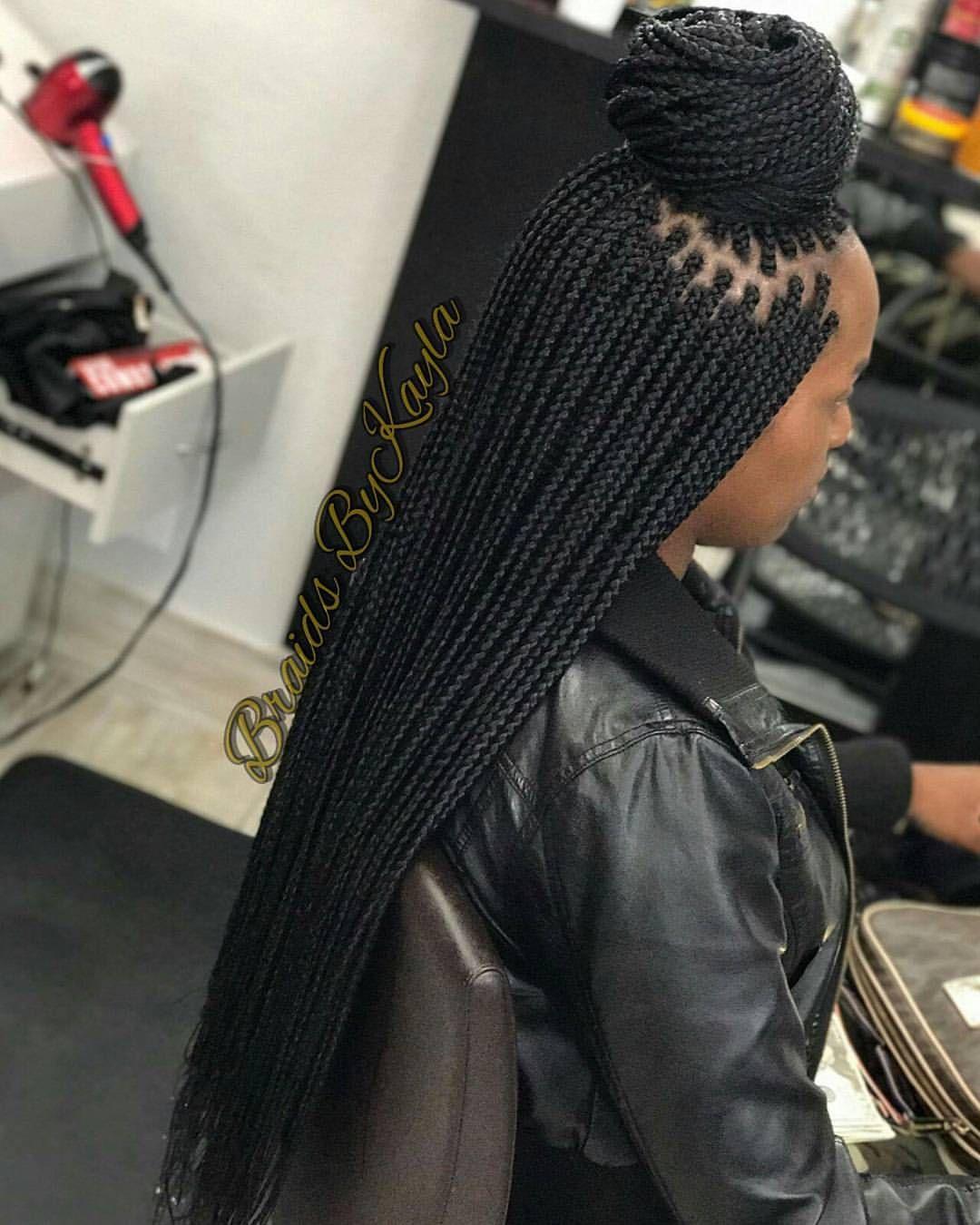 Pinterest Imanityee ϸ� Black Hairstyles In 2019 Braided