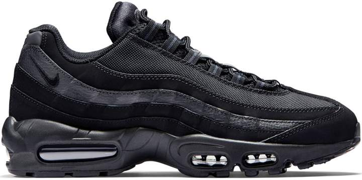 online retailer ebfdf 32b61 Air Max 95 Triple Black (2014/2016/2018) in 2019 ...