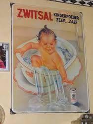 Afbeeldingsresultaat voor vintage reclame zwitsal