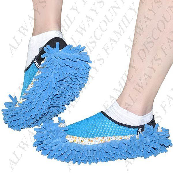 Cleaning Shoes Lazy Slippers Scrubbing