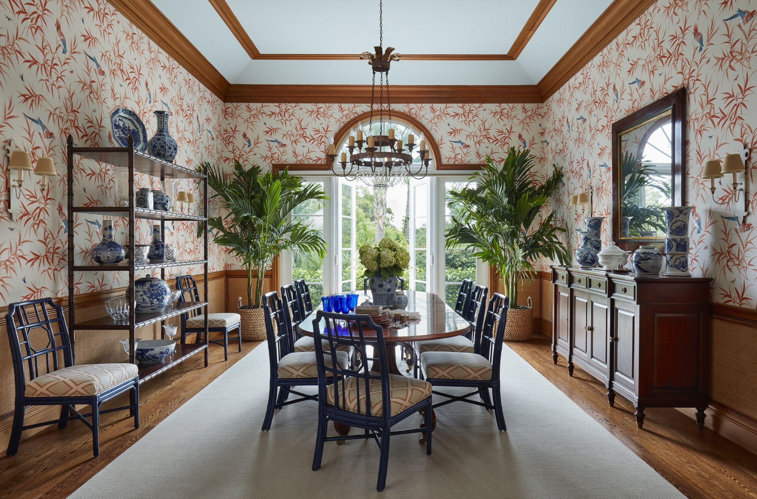 Jma Interior Design Interior Design Glamourous Dining Room