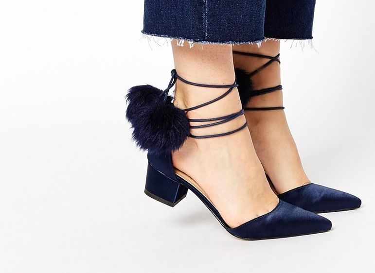 10 Fancy Shoes That Aren't Traditional Heels, Because Not Every Girl Loves Sky-High Stilettos