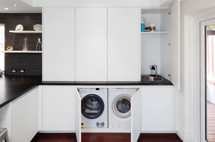 20 Ultra Modern Laundry Rooms That Fit Into The Most Contemporary