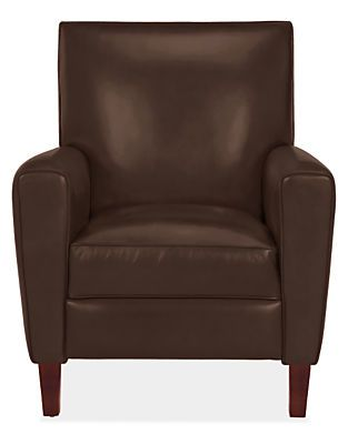 Harper Leather Recliners - Recliners & Lounge Chairs - Living - Room & Board