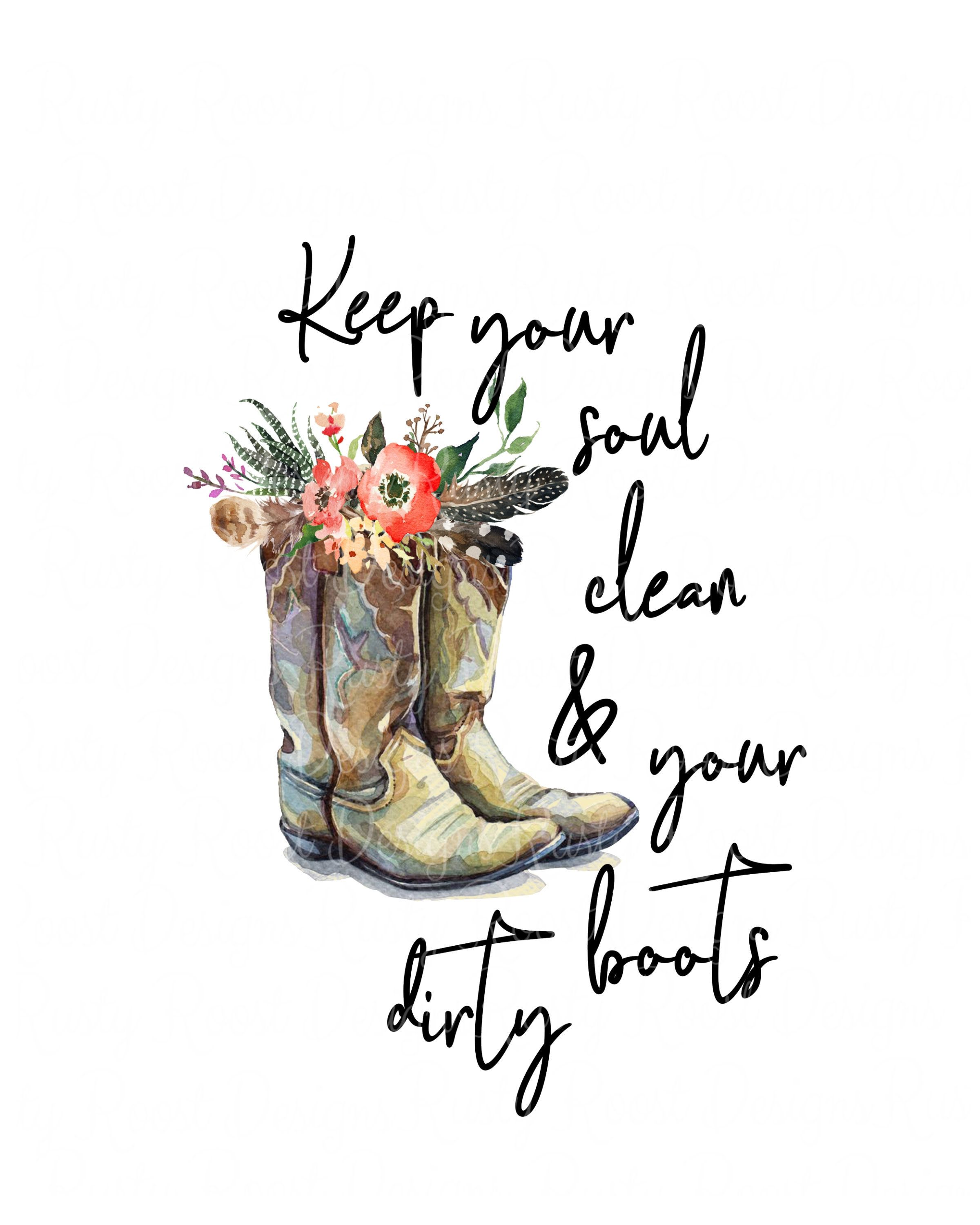 Cowgirl Boots Png Boot Sublimation Designs Downloads Digital Download Sublimation Graphics Boots With Flowers Png Cowgirl Saying Png Cowgirl Shirts Sublime Country Quotes