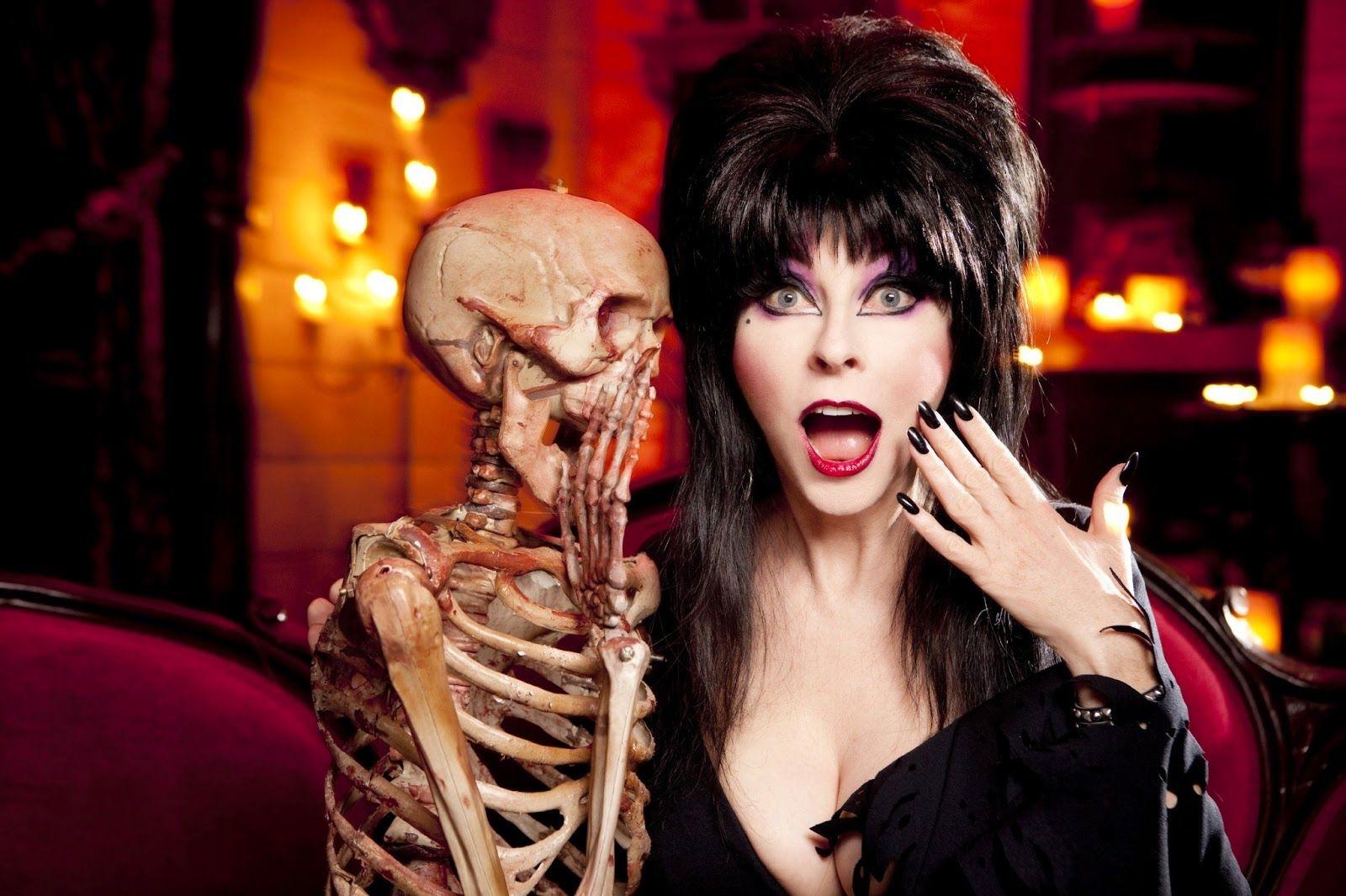 Elvira - Cassandra Peterson
