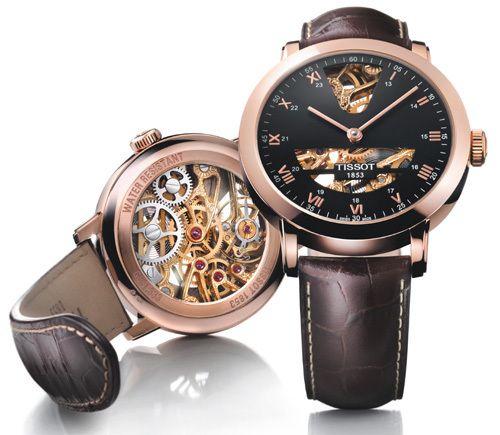 montre suisse homme tissot