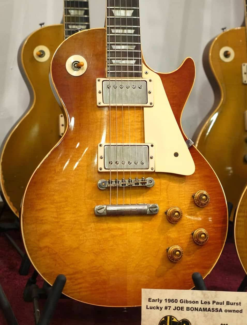 Burst Convention 2019 Guitarpoint Germany Gibson Les Paul Les Paul Standard Les Paul