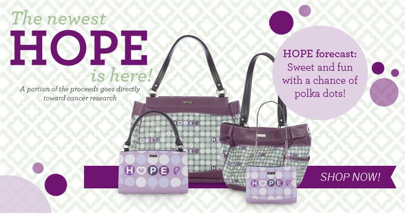 This Handbag Program Is Changing Lives Miche Has Already Donated 1 5 Million To Cancer Research Through The Hope Ninao