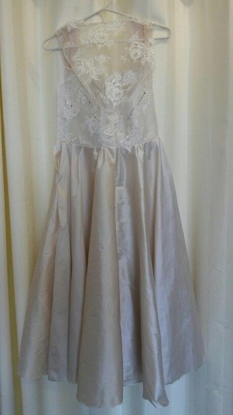 Dress stage 2