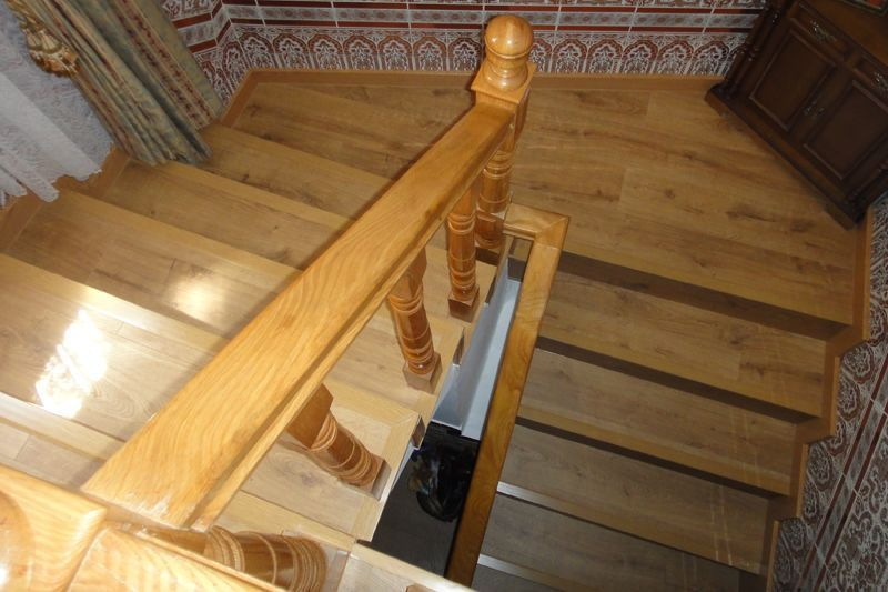 escalera roble cambridge