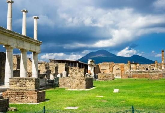Loved our visit to Pompeii. The history and what is left standing is amazing.
