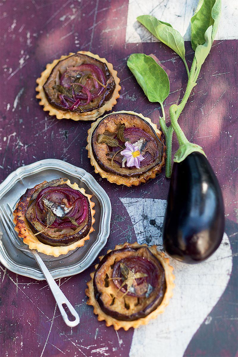 6 manières de cuisiner l'aubergine | fruit soup and tarts