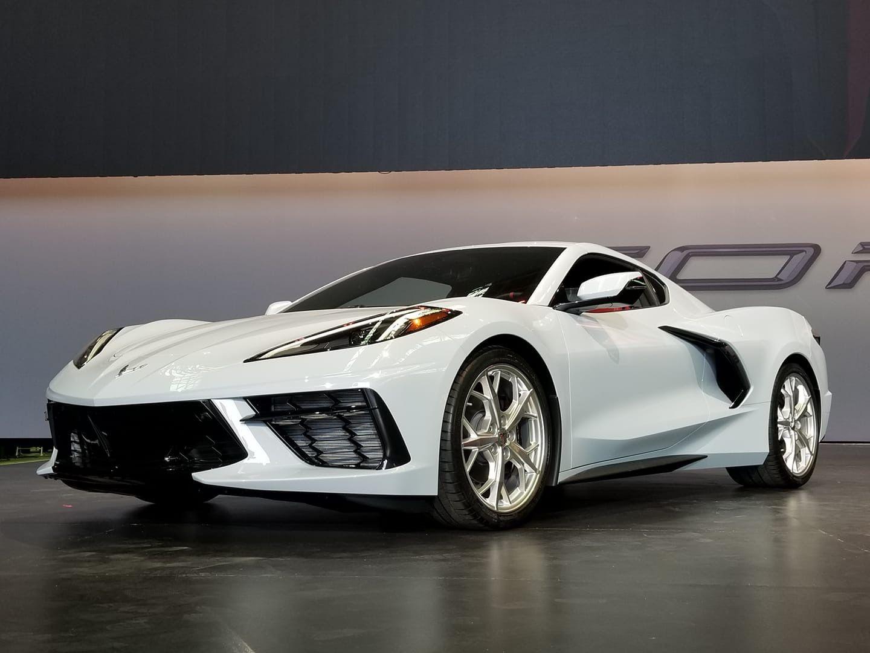 2020 Corvette Mid Engine Super Luxury Cars Corvette Chevy Corvette