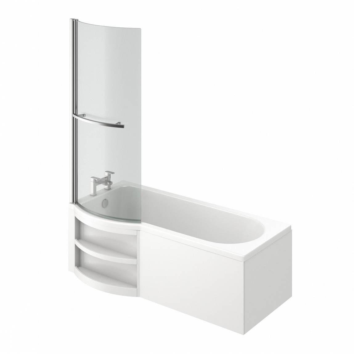 Victoria Plum £299.99 Image of MySpace Water Saving P Shape Shower ...