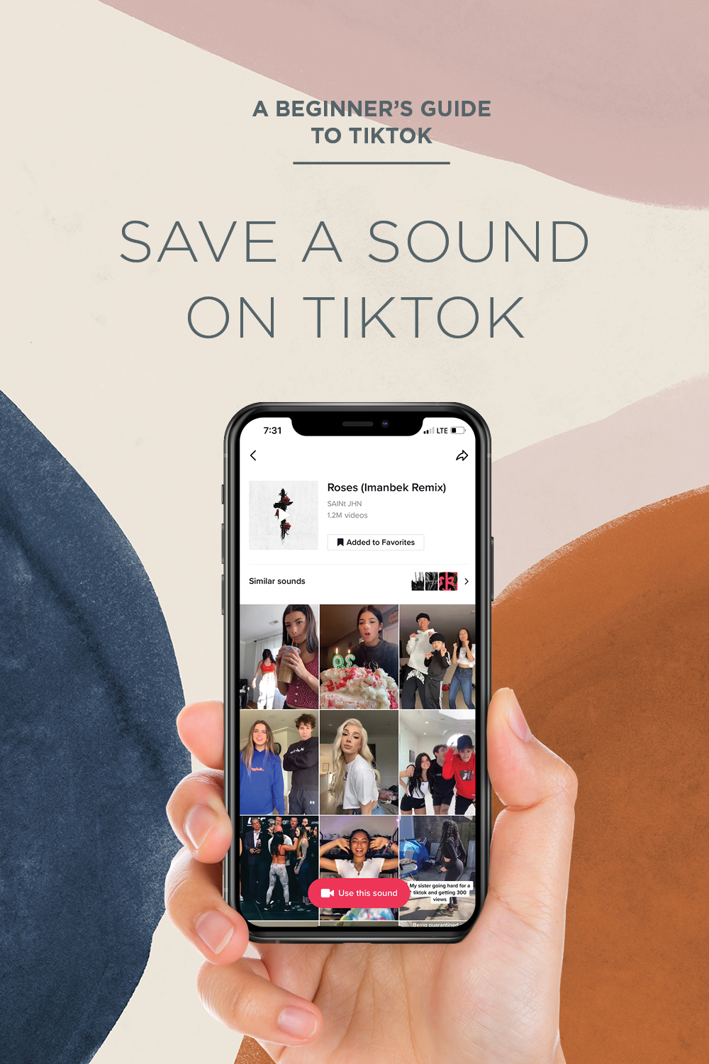 How To Tiktok 101 A Tutorial House Of Hipsters Tutorial Decorating Blogs Hipster Home Decor