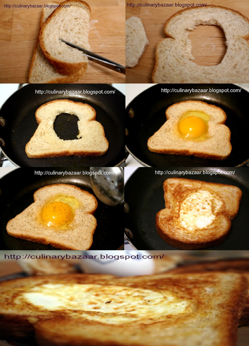 Egg-In-The-Hole Recipe