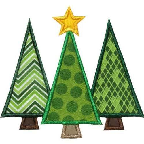 My Home Reference Christmas Tree Applique Pattern My Home Reference Machine Applique Designs Christmas Applique Christmas Applique Designs