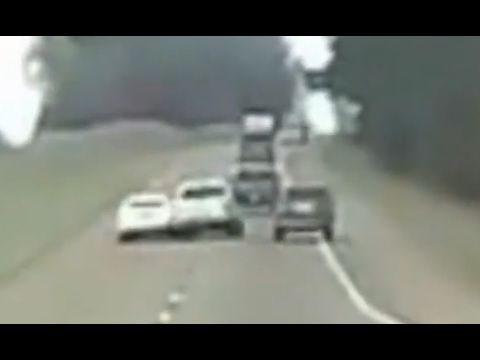 Road Rage Turns Into Multi Vehicle Crash Caught On Camera Abc News You