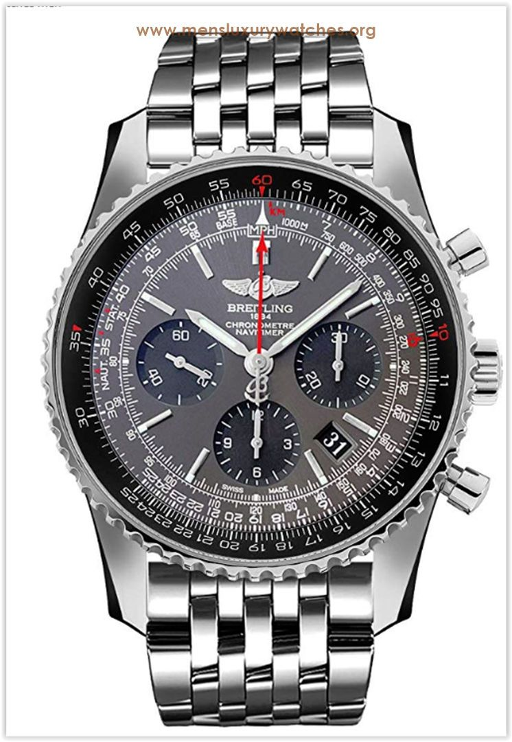 Breitling Navitimer 01 Stainless Steel 46mm Men S Watch Price