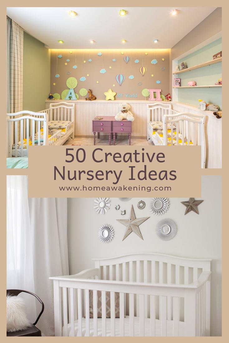 50 Creative Nurseries Kids Room Design Childrens Bedrooms Kids