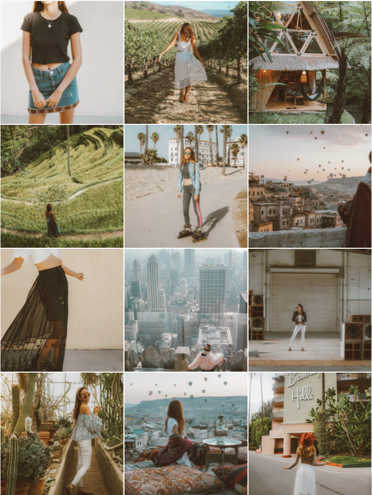 Free Lightroom Mobile Preset Classic Vintage She Will Spill Film Presets Lightroom Vintage Instagram Lightroom