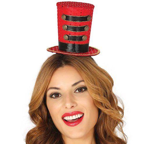 75a5952ebd723 Mini Ringmaster Top Hat
