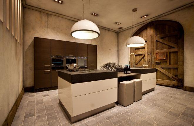 Home Design Keukens : Design keuken met kookeiland au four beautiful kichen