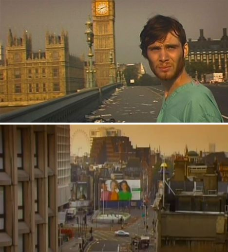 Abandoned Places In Movies 28 Days Later