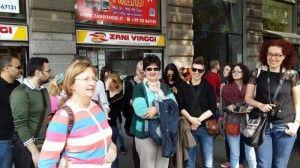 Day 1 of Viaggio in Europa