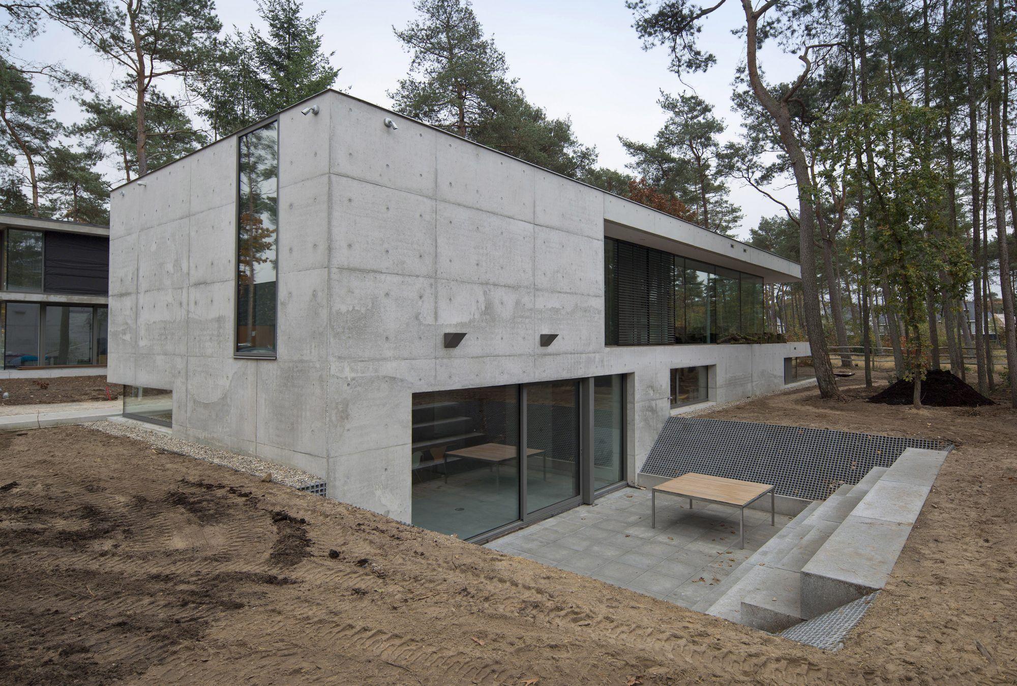 Villa Kerckebosch Zeist van Bedaux de Brouwer architecten – Architectuur.nl