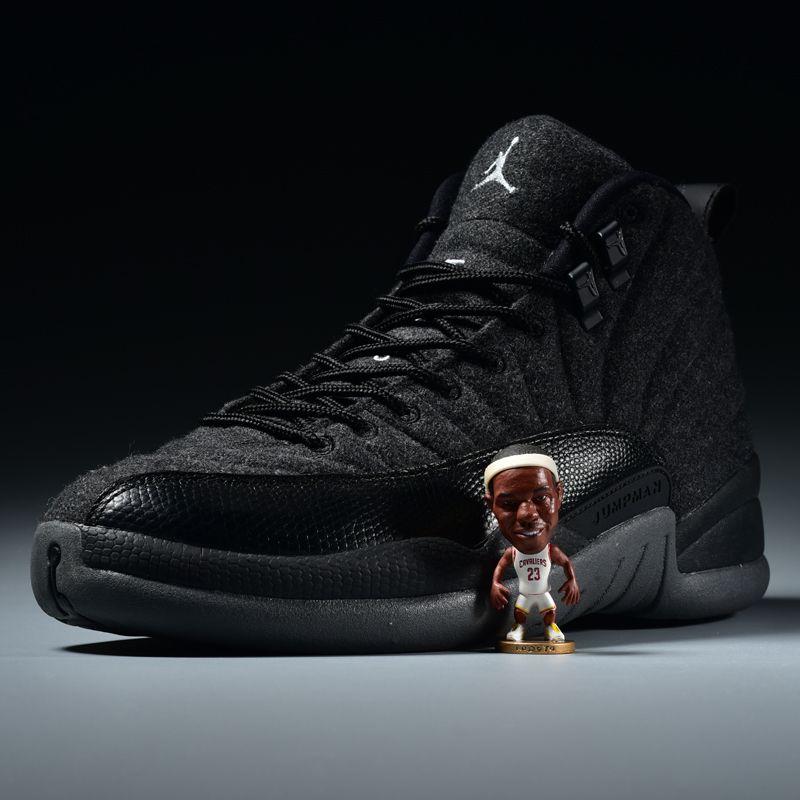 5a6676e0376 Air Jordan 12 Retro Wool Release Details   Pinterest