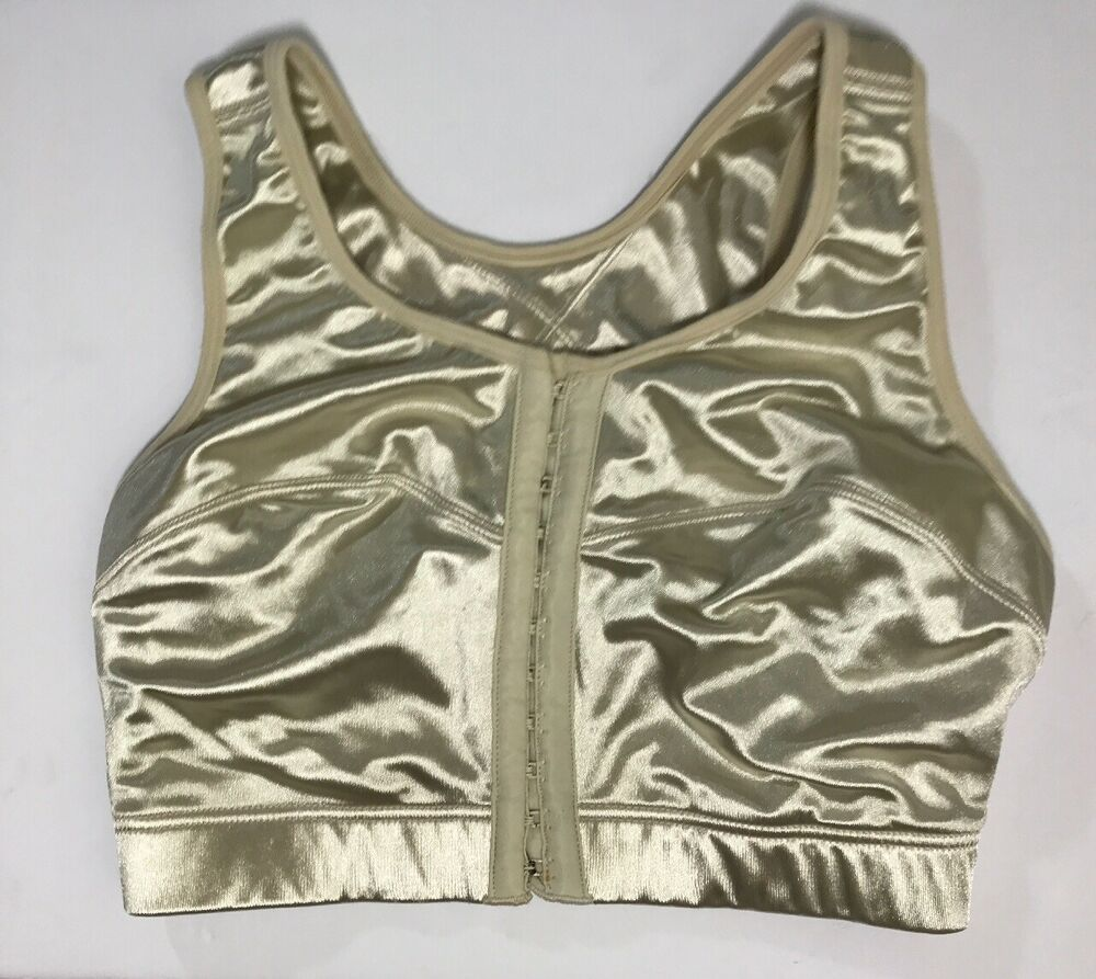 ENELL High Impact Sports BRA Beige NL100 SIZE L Front