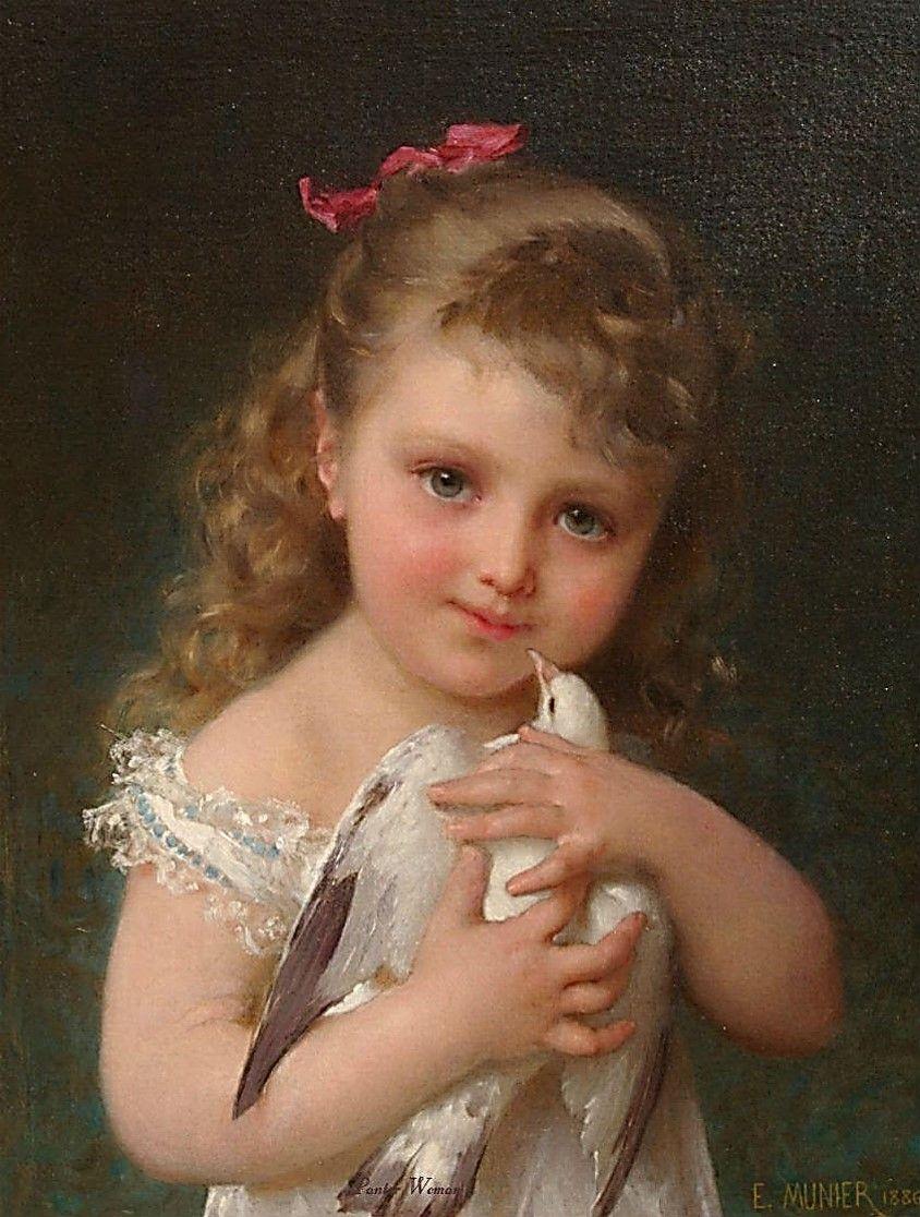 Emile Munier (1840 – 1895, French)