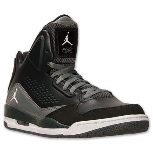 quality design 69225 b9026 Nike Air Jordan SC-3 Flight Anthracite/White/Black 629877-015 Men's Sz 10  New #Jordan #BasketballShoes