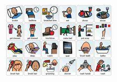 Free Boardmaker Picture Schedules Boardmaker Home Activities Laering Undervisning Born