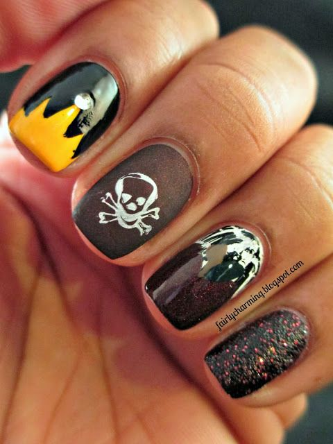 Fairly Charming: Inspired by the Evil Queen | Nails, Queen ...