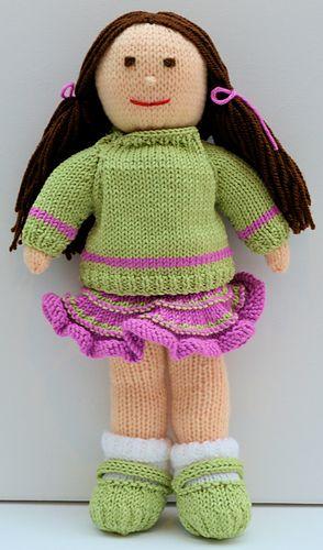 Jemima January Rag Doll Pattern By Joanna Marshall Jemima Rag Doll