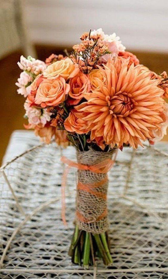 30 Fall Country Rustic Wedding Theme Ideas