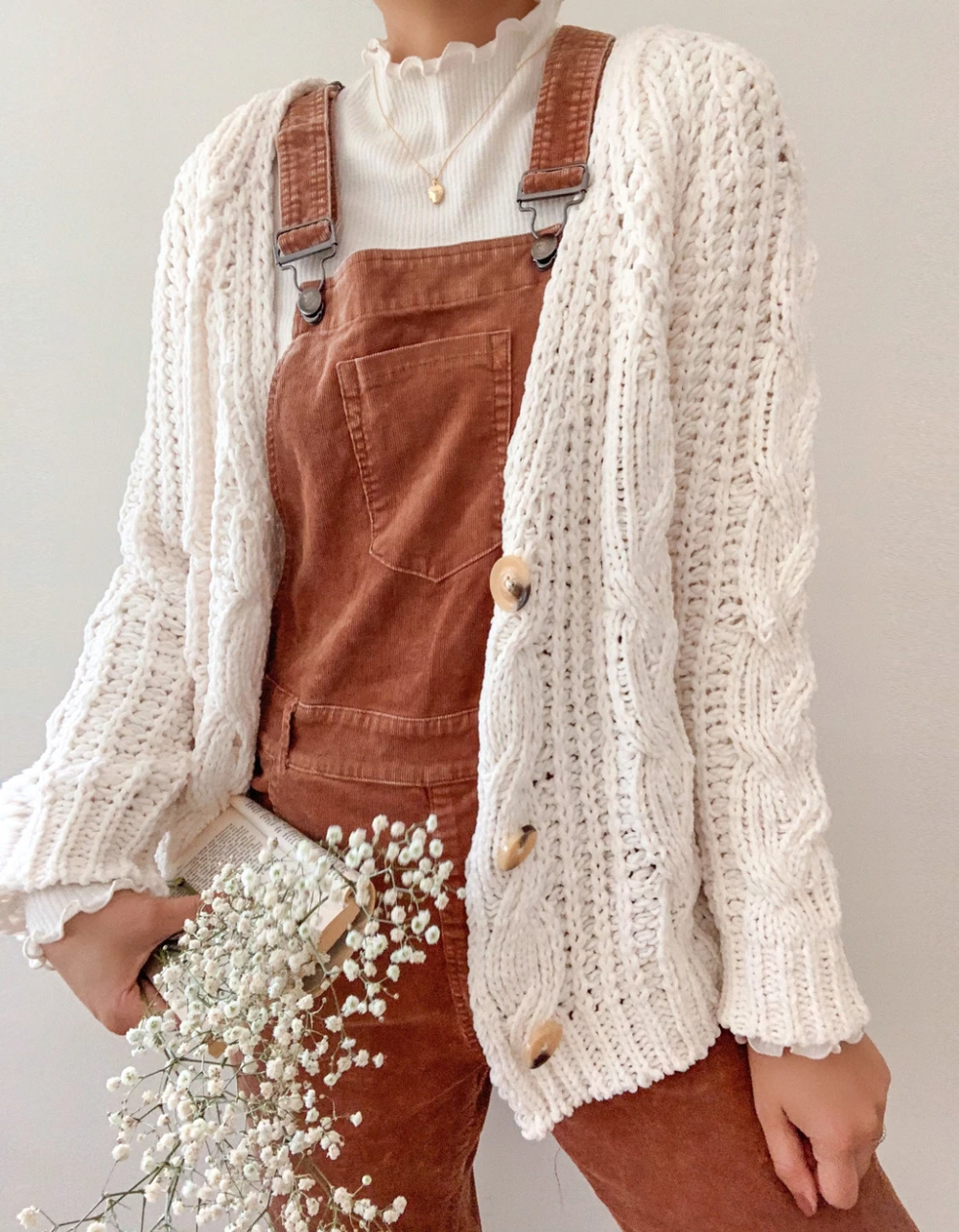 Cozy By The Fire Cardigan – Breath of Youth – Fabulous Fashion