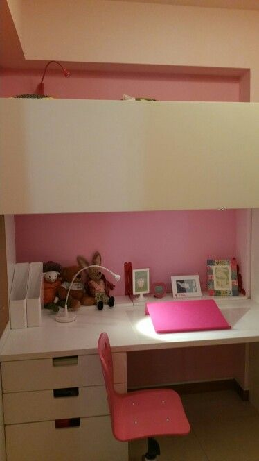 Singapore Hdb Room With Study Table: IKEA Bunk Bed Study Table @ HDB Hub Nicehomes Showroom