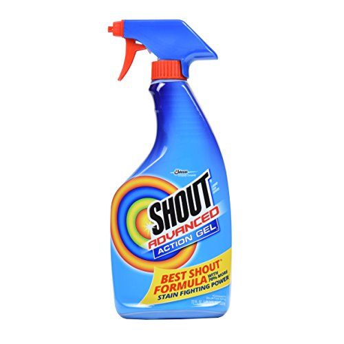 Shout Advanced Action Gel 22 Oz More Info Could Be Found At The Image Url Note Amazon Affiliate Laundry Stain Remover Stain Remover Spray Laundry Stains