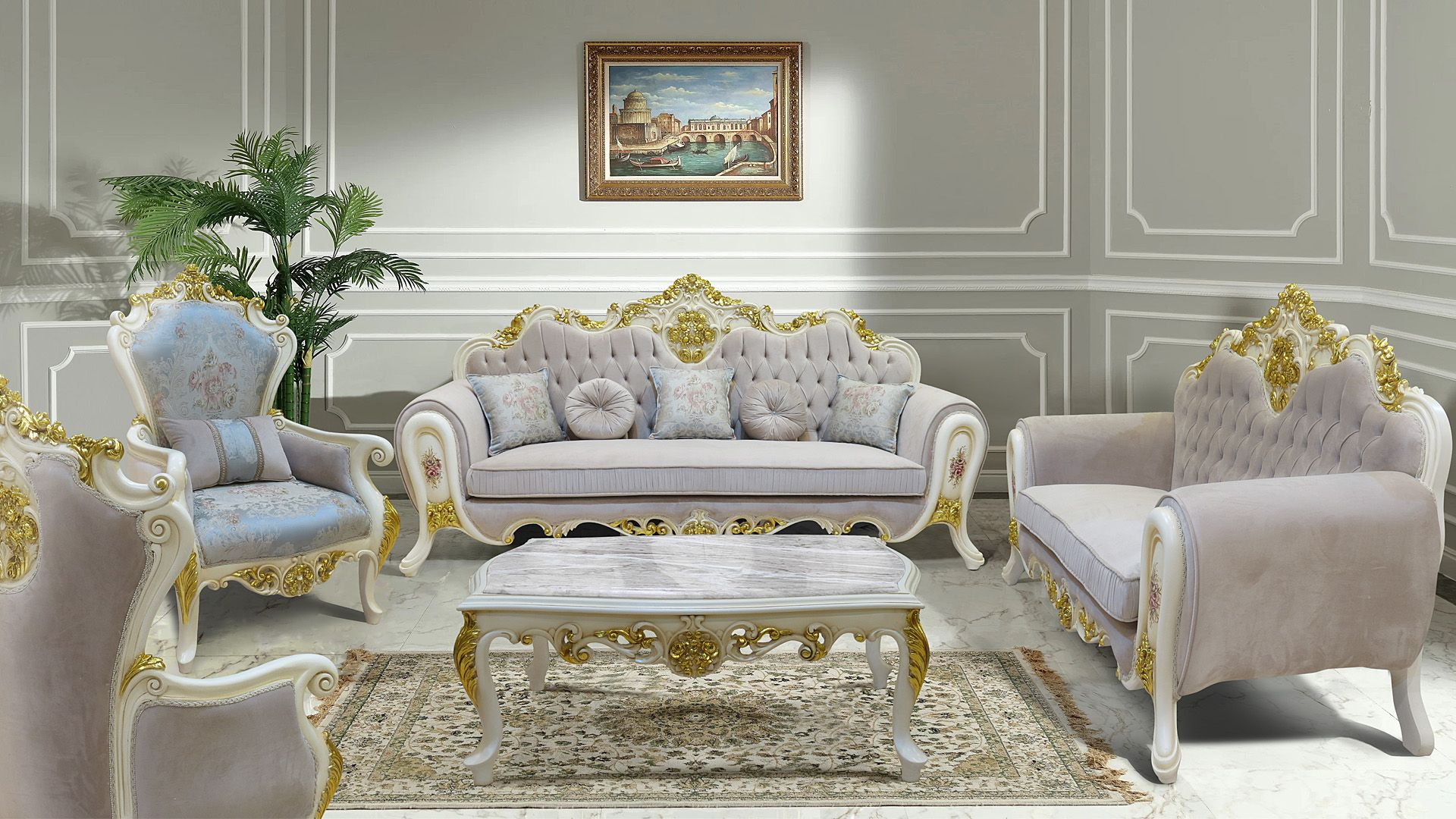 أسعد زهران للأثاث Victoria صالون كلاسيك In 2021 Furniture Home Decor Decor