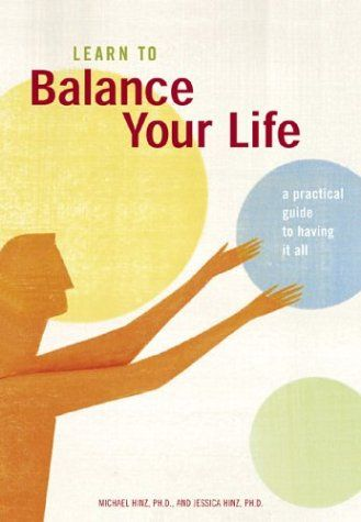 "$6.00 - the book ""Learn to Balance Your Life"" - don't we all need a bit of that??"