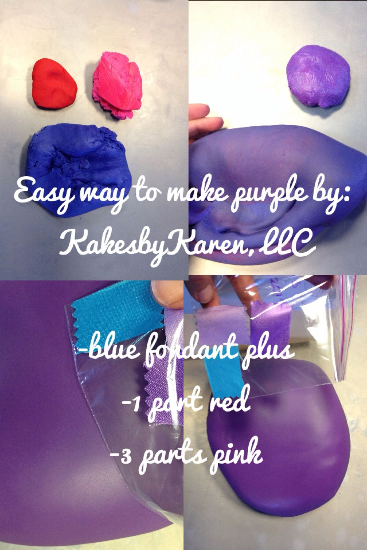 How to get purple 95